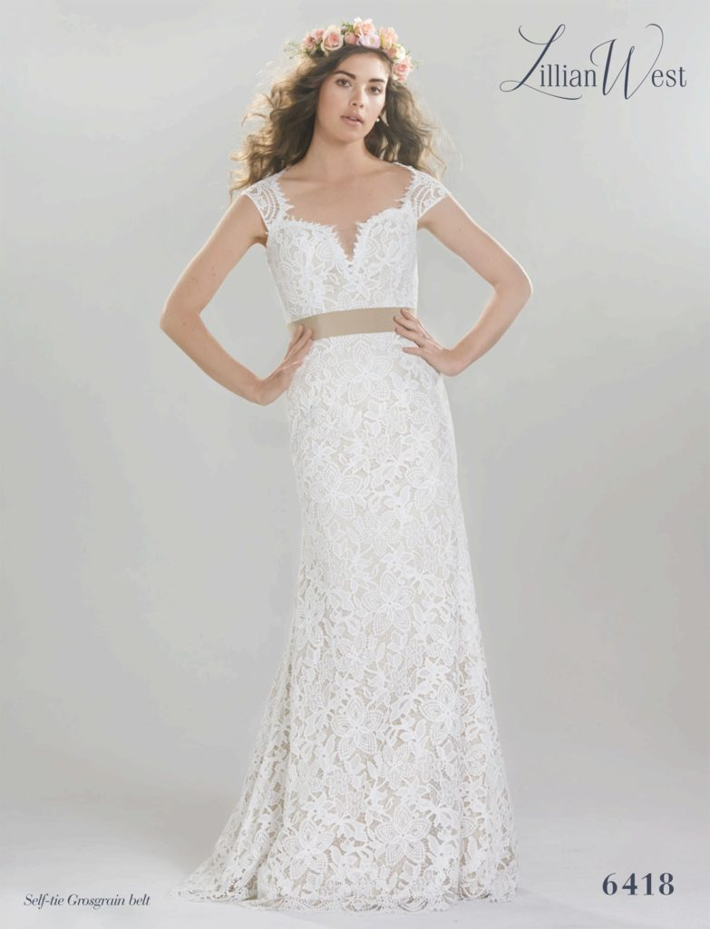 Lillian West 6418 - The Blushing Bride Boutique in Frisco, Texas