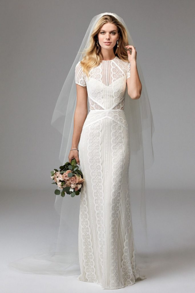 Wtoo Brides Leonora gown - The Blushing Bride boutique in Frisco, Texas