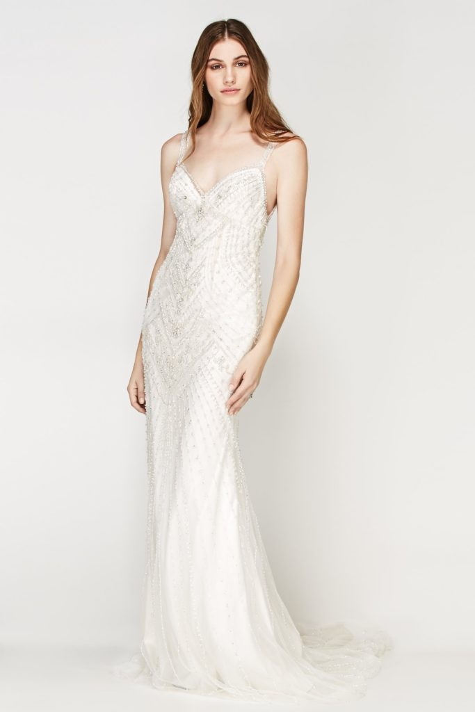 Willowby Cristales gown - The Blushing Bride boutique in Frisco, Texas