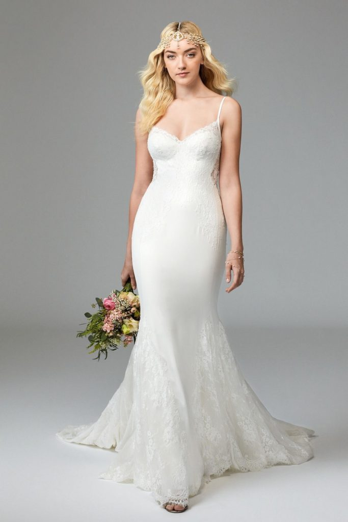 Willowby Miriam gown - The Blushing Bride boutique in Frisco, Texas