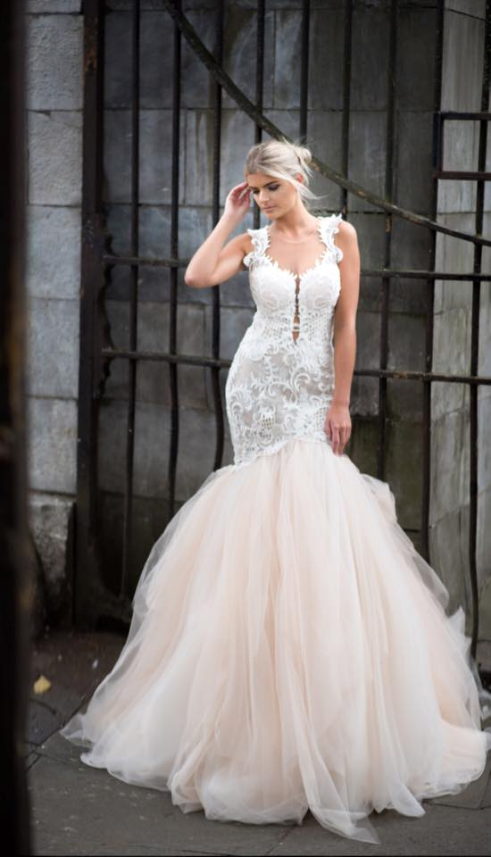 Angelic by Naama and Anat available at The Blushing Bride boutique in Frisco, Texas