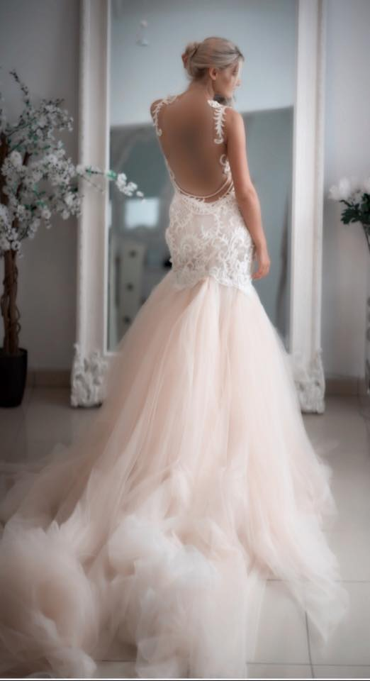 Naama and Anat Couture Trunk Show - The Blushing Bride boutique in Frisco, Texas
