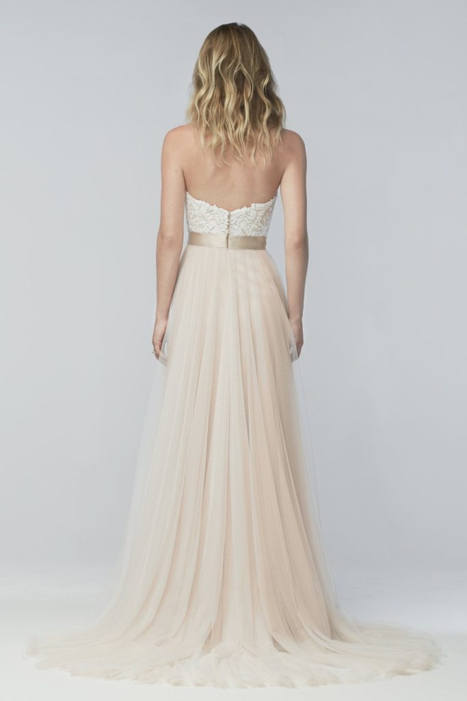Wtoo Brides Catherine gown - The Blushing Bride boutique in Frisco, Texas