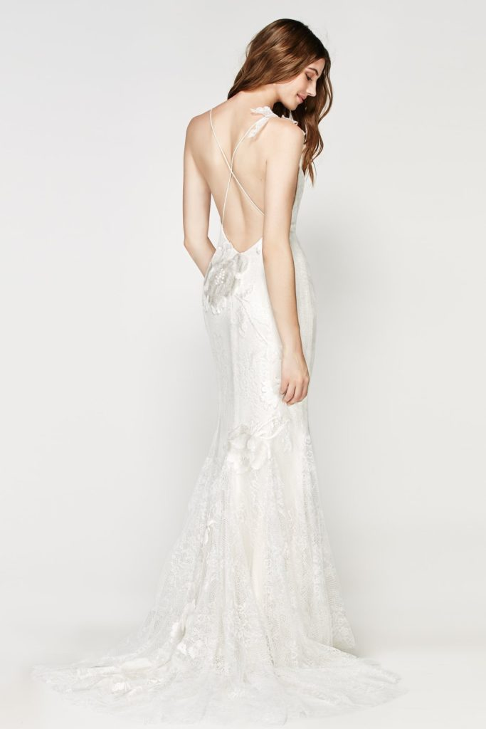 Willowby Tropea gown - The Blushing Bride boutique in Frisco, Texas