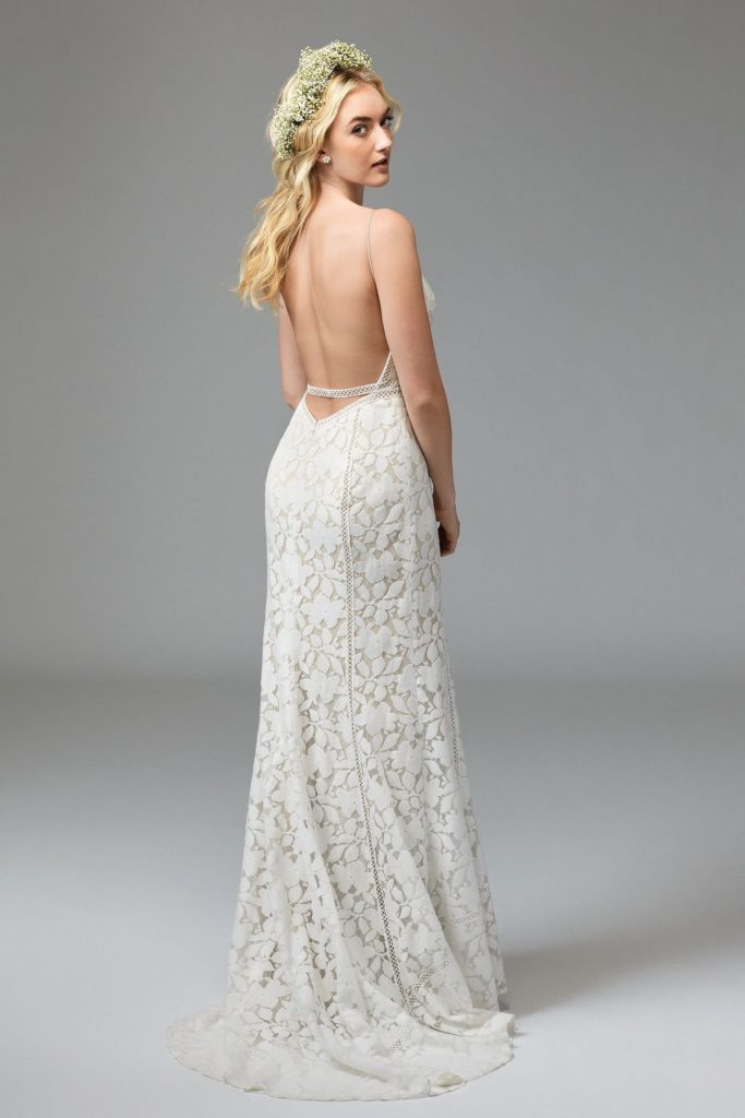 Willowby Vivienne gown - The Blushing Bride boutique in Frisco, Texas