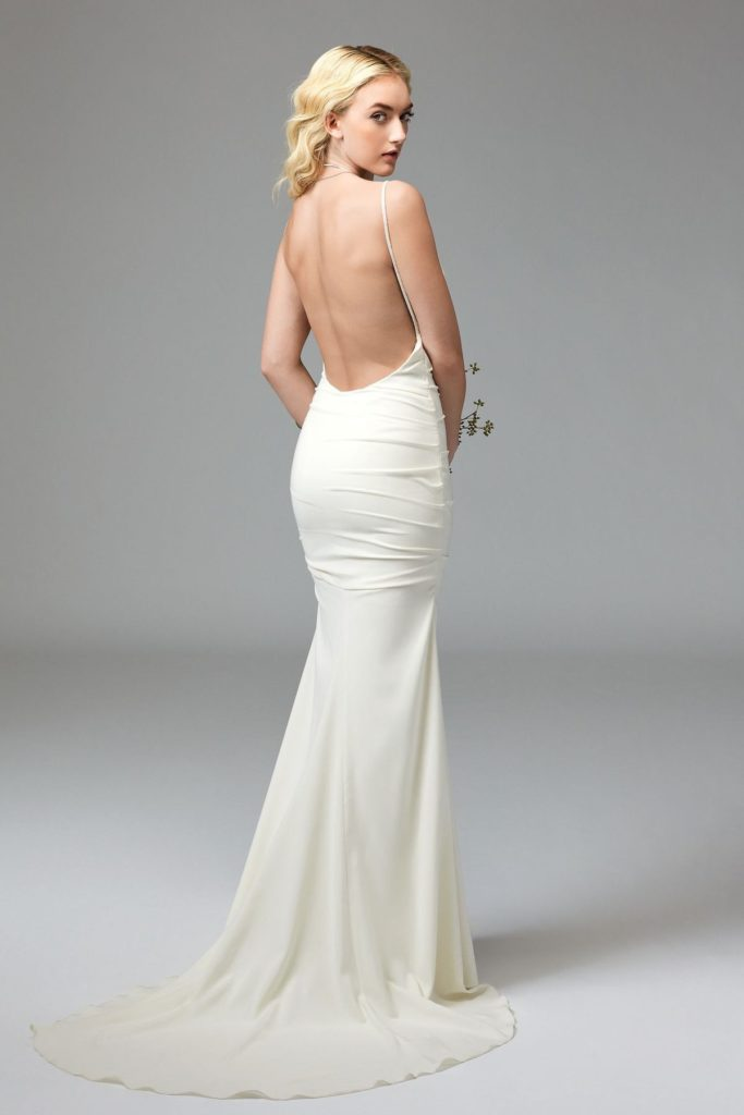 Willowby Royce gown - The Blushing Bride boutique in Frisco, Texas