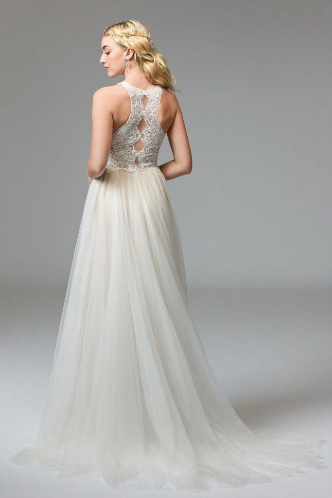 Willowby Vira gown - The Blushing Bride boutique in Frisco, Texas