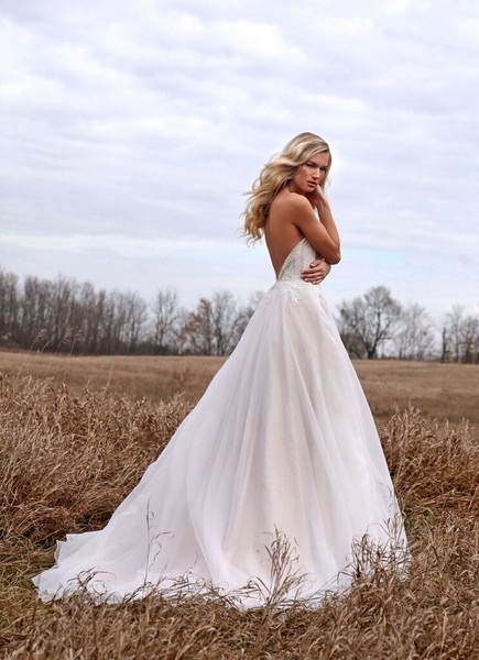 Marisa Bridal available at The Blushing Bride boutique in Frisco, Texas