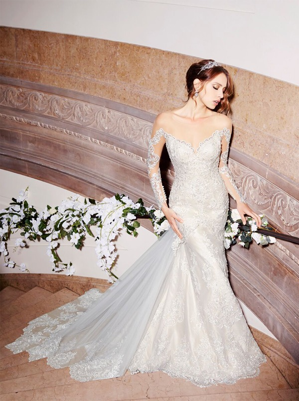 Moonlight & Val Stefani Couture wedding gowns - The Blushing Bride boutique in Frisco, Texas