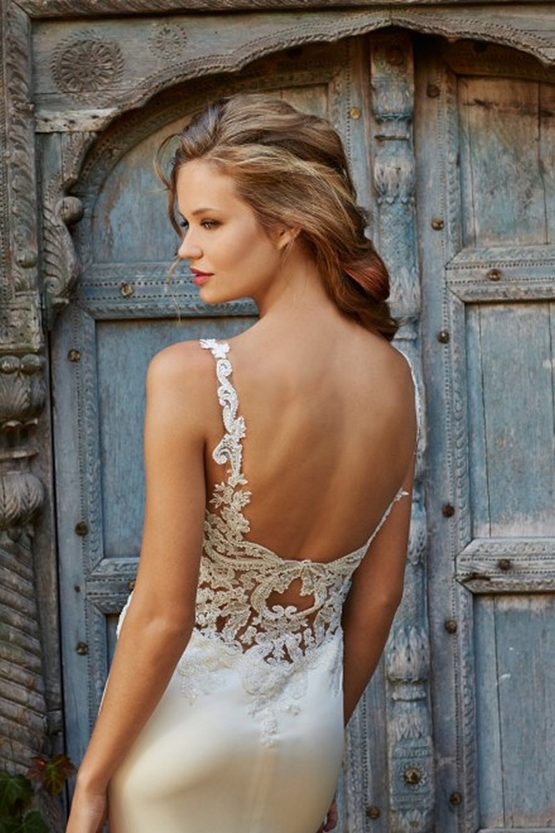 Cora by Willowby wedding gowns available at The Blushing Bride boutique in Frisco, Texas