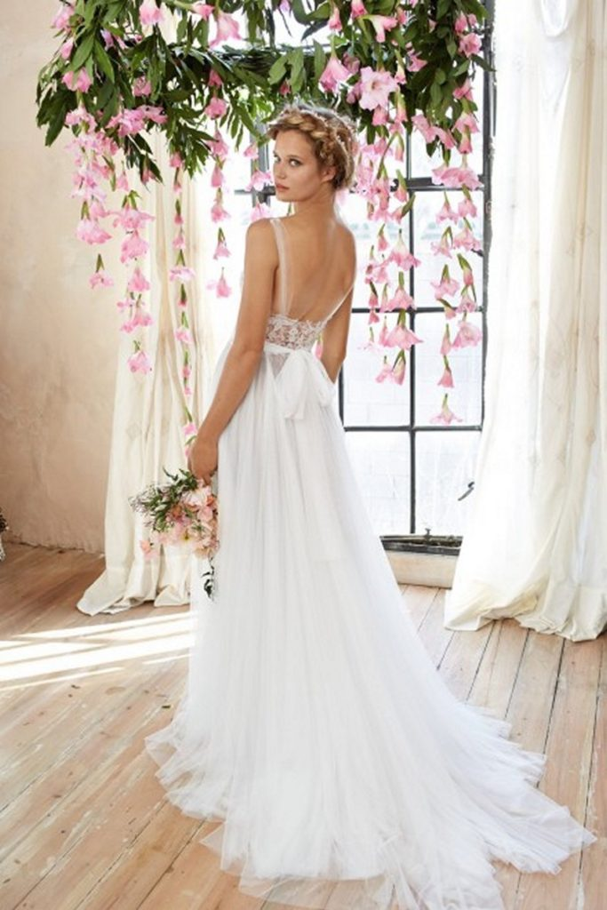 Willowby 53707 Penelope - The Blushing Bride boutique in Frisco, Texas