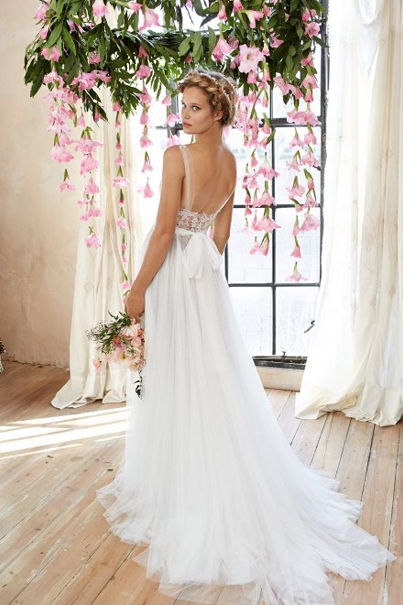 Penelope by Willowby wedding gowns available at The Blushing Bride boutique in Frisco, Texas