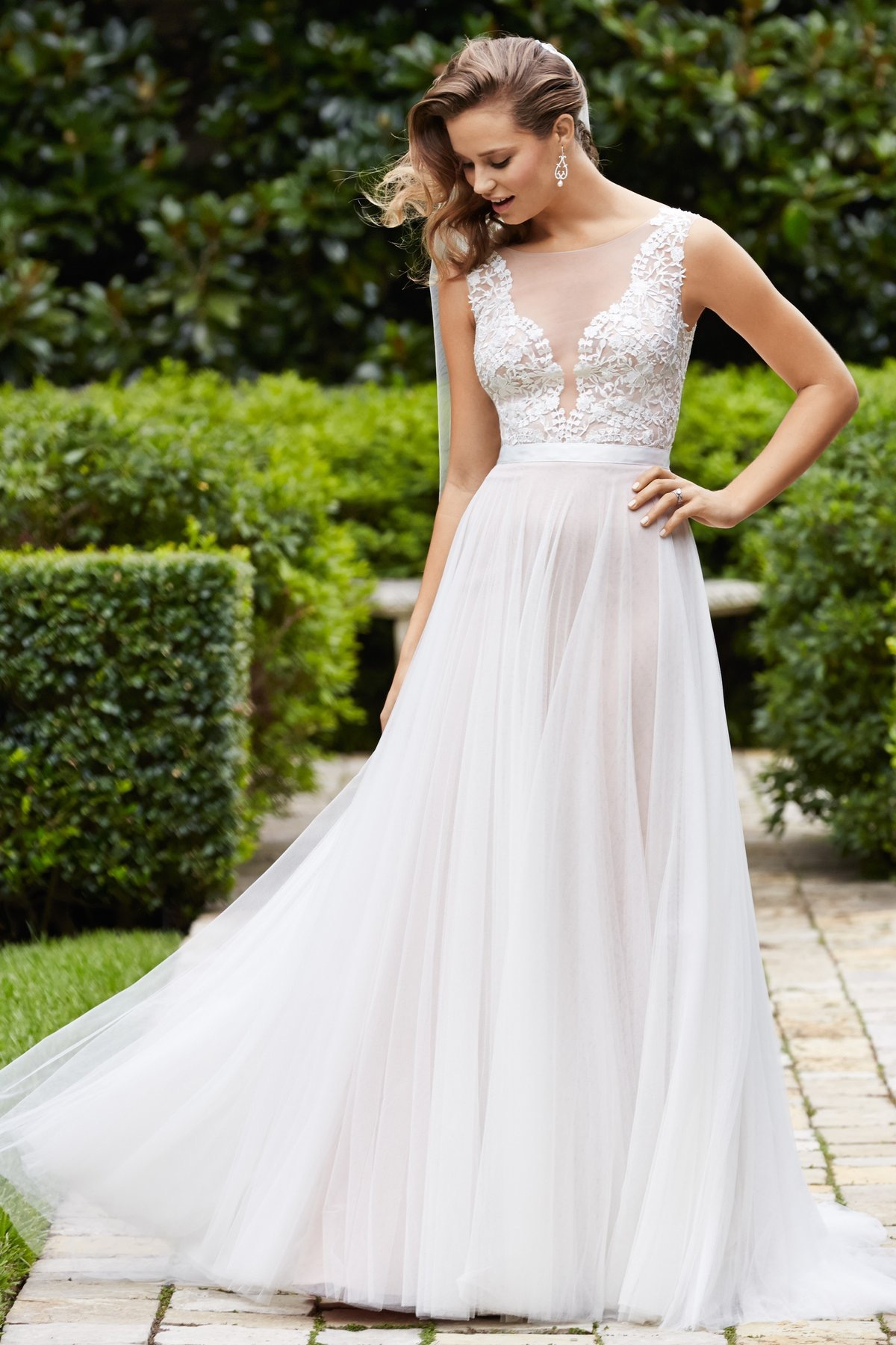 Marnie Wtoo by Watters - The Blushing Bride boutique in Frisco, Texas