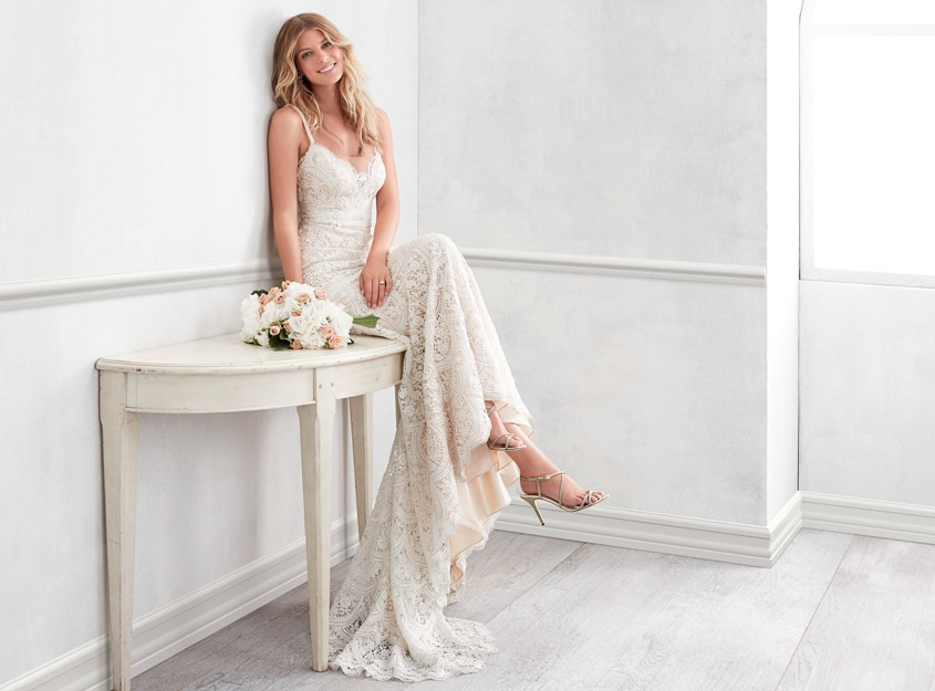 Elise Wtoo by Watters - The Blushing Bride boutique in Frisco, Texas