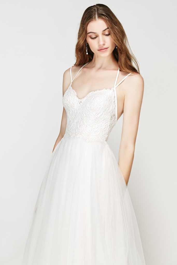Willowby Madeira gown - The Blushing Bride boutique in Frisco, Texas