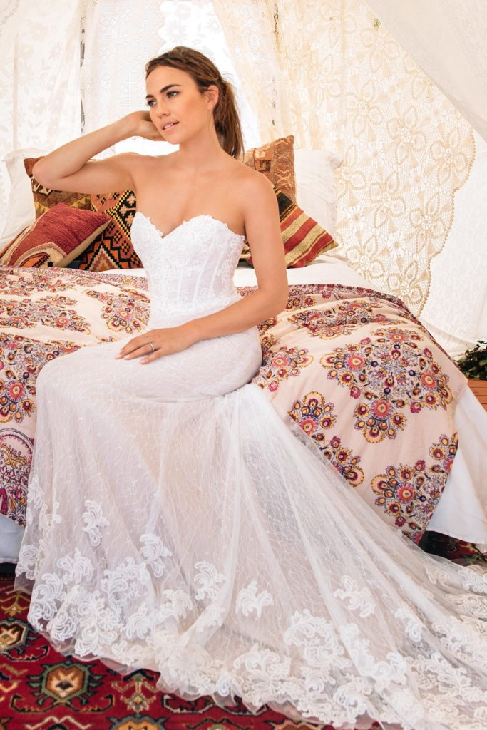 Willowby Spring / Summer 2017 Collection Trunk Show - The Blushing Bride boutique in Frisco, Texas