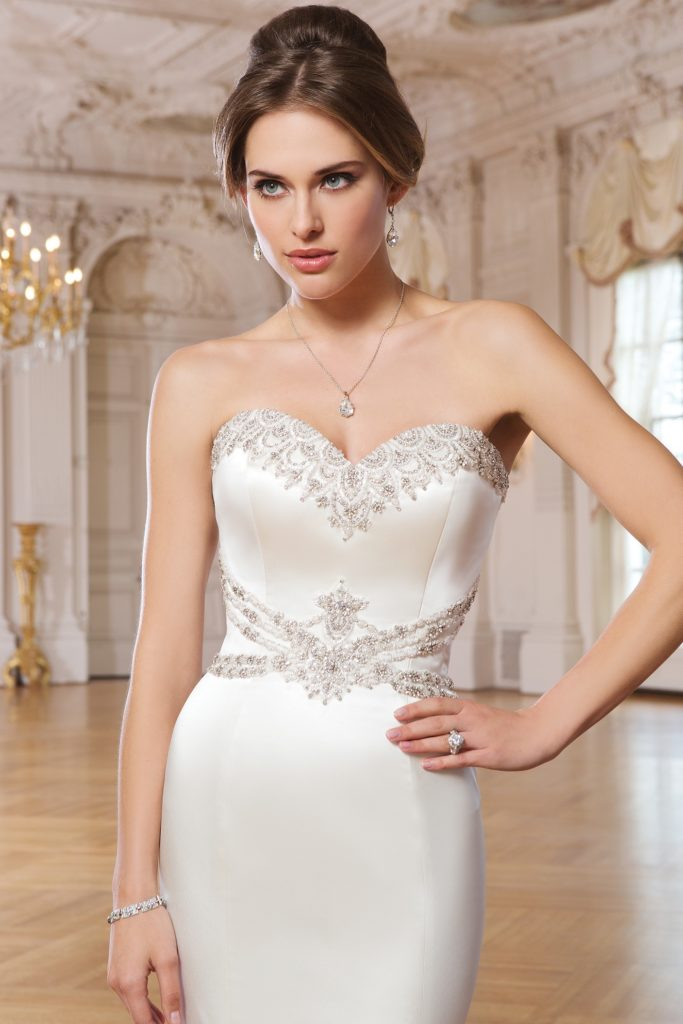 Lillian West 6341 Off the Rack Bridal