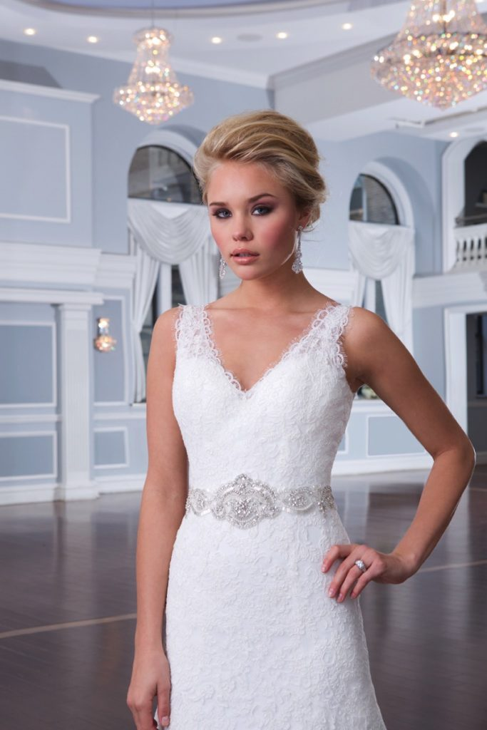 Lillian West 6302 - The Blushing Bride Boutique in Frisco, Texas