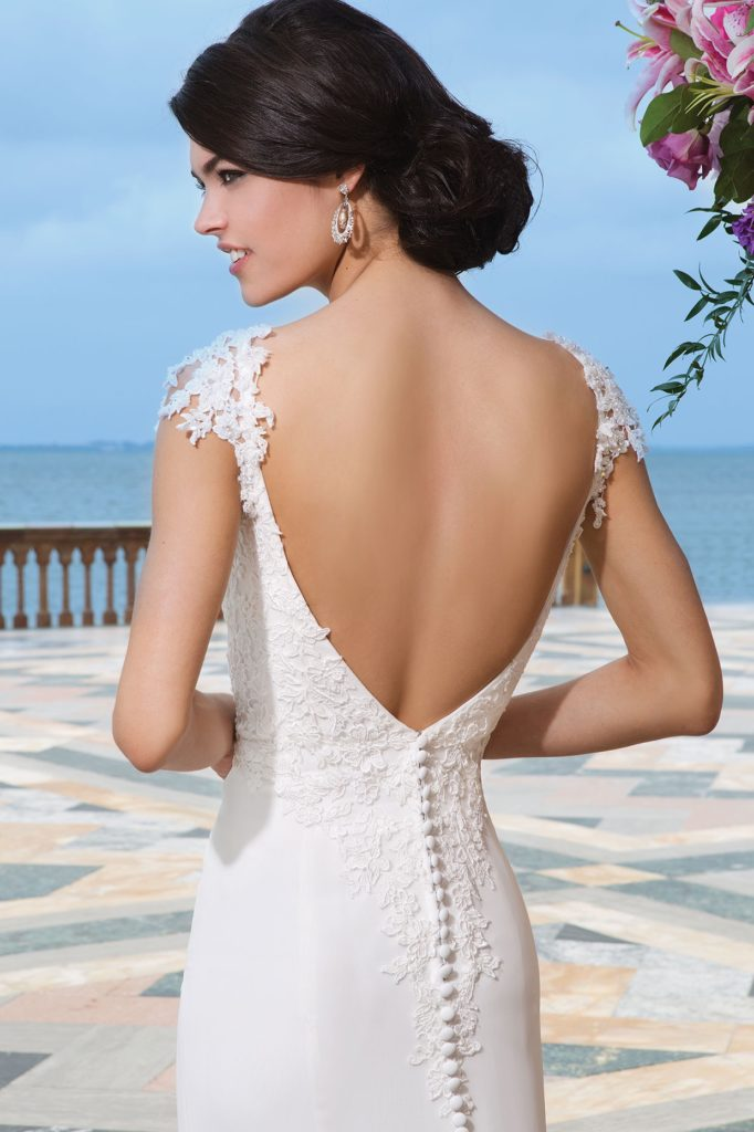 Sincerity Bridal 3842 Off the Rack