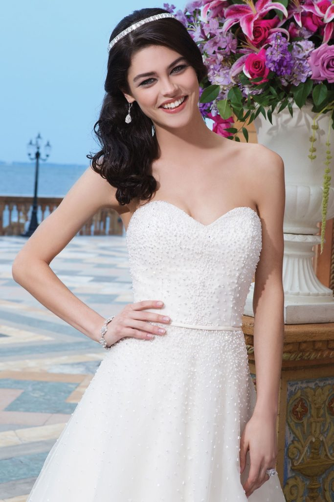 Sincerity Bridal 3845 Off the Rack