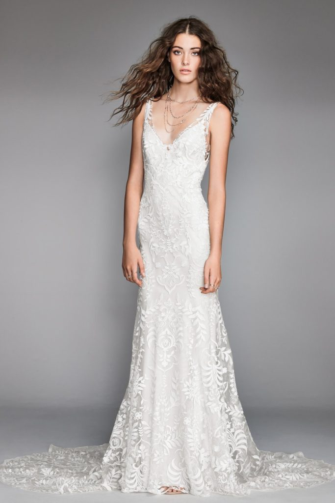 Willowby Bohemian Wedding Gowns The Blushing Bride Boutique