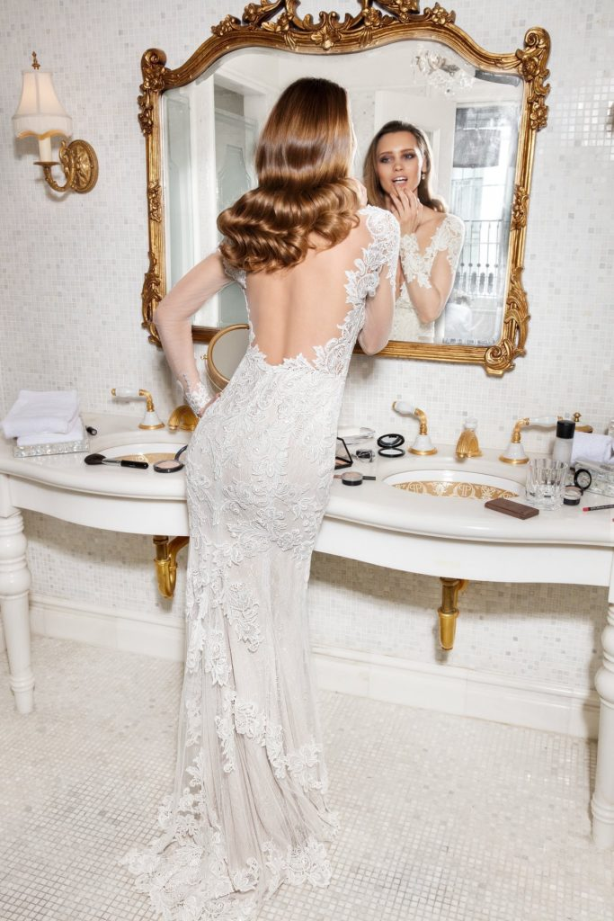 Wtoo Brides Claude gown - The Blushing Bride boutique in Frisco, Texas