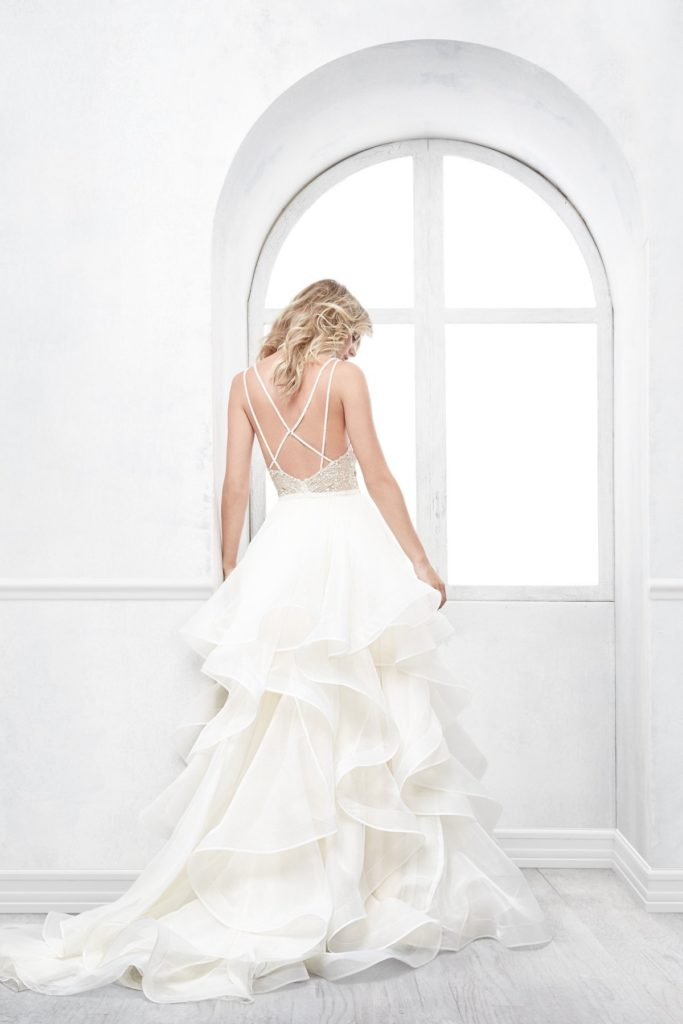 Wtoo Brides Kennedy gown - The Blushing Bride boutique in Frisco, Texas