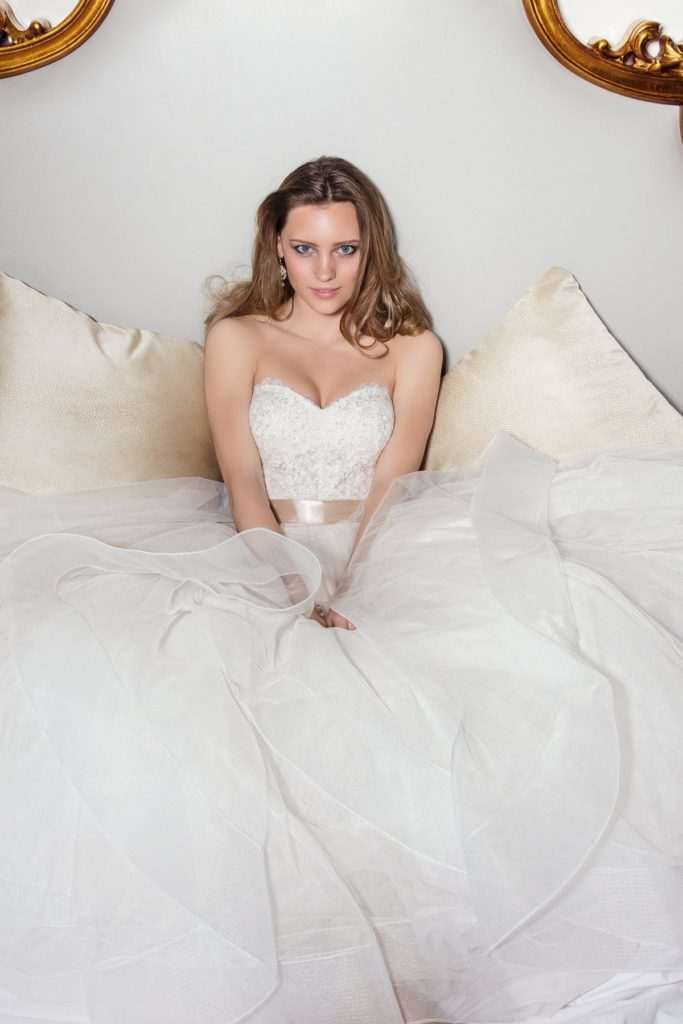 Wtoo Brides Rowena gown - The Blushing Bride boutique in Frisco, Texas