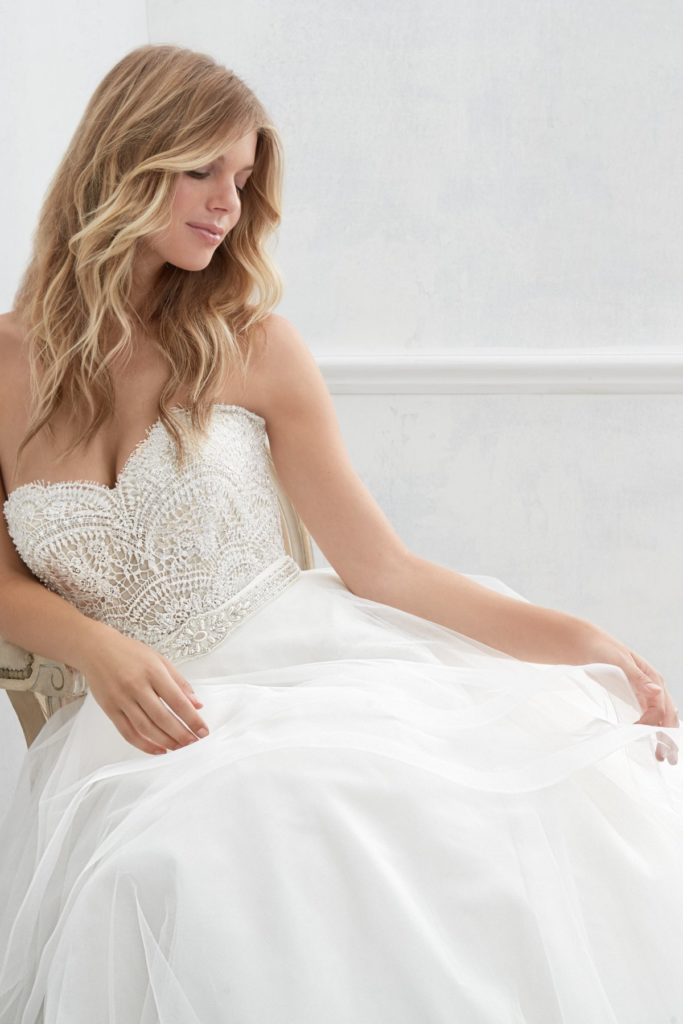 Wtoo Brides Bree Corset - The Blushing Bride boutique in Frisco, Texas