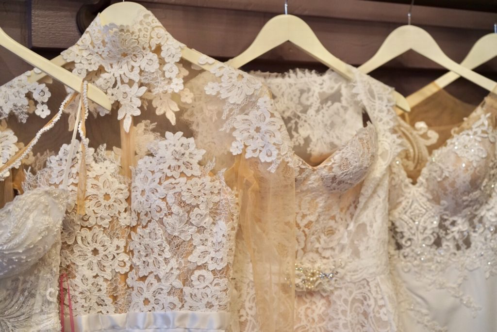 Crystal Design - The Blushing Bride Boutique in Frisco, Texas