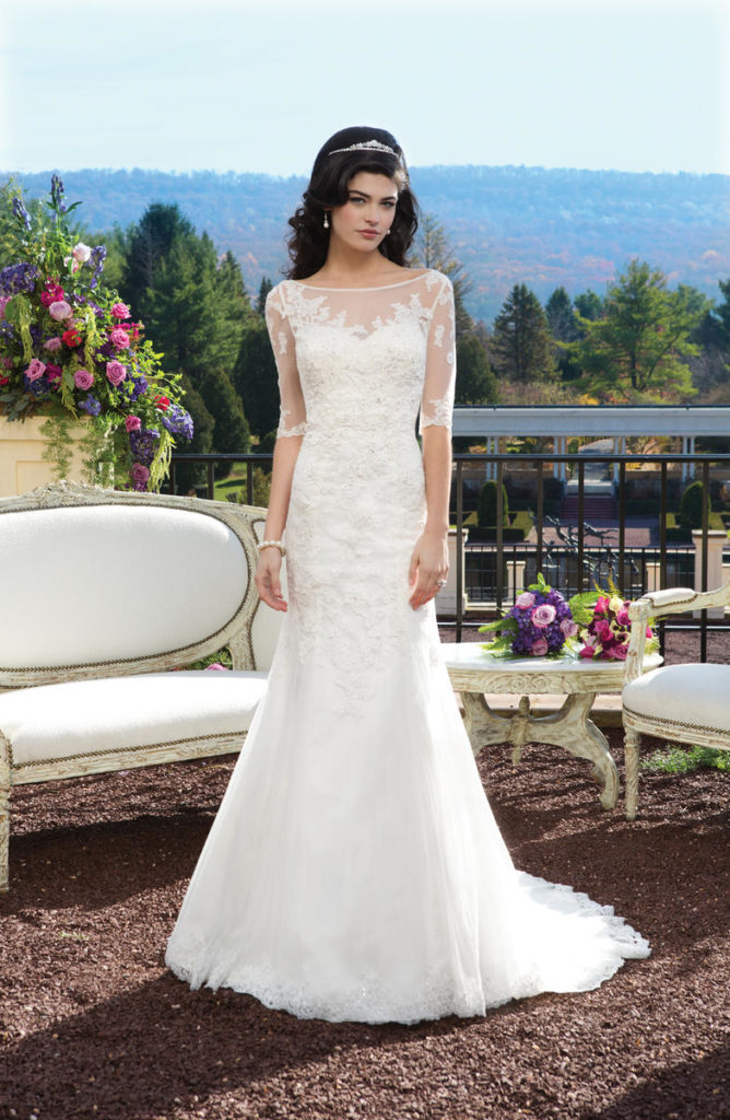 Sincerity Bridal 3814 Off the Rack - The Blushing Bride boutique in Frisco, Texas