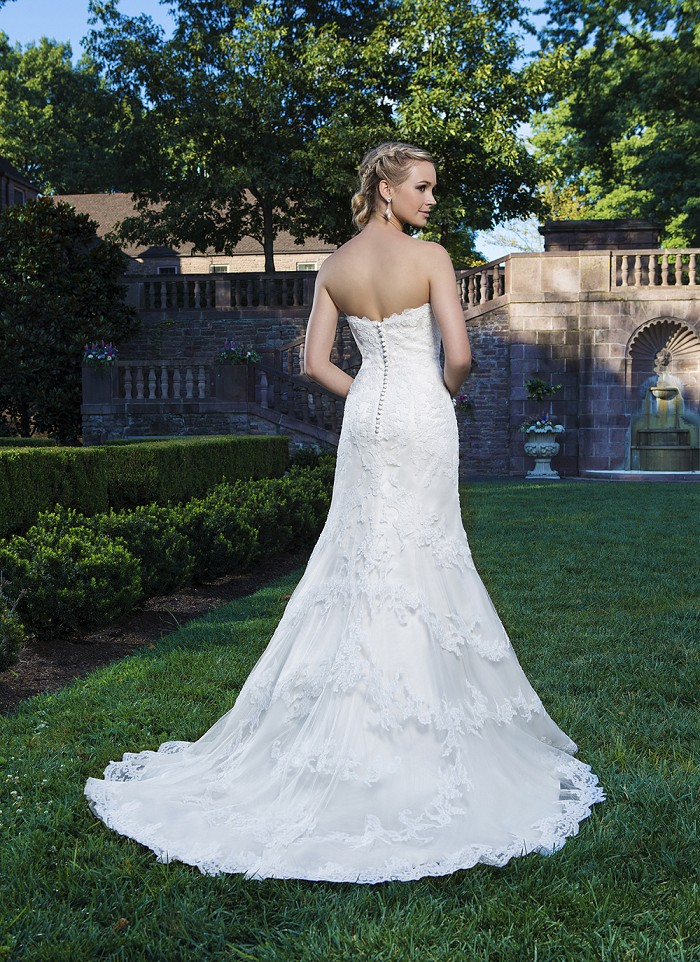Sincerity Bridal JA 3859 - Off the Rack Bridal - The Blushing Bride boutique in Frisco, Texas