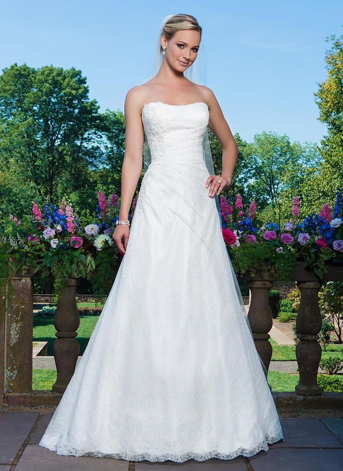 Sincerity Bridal JA 3867 - Off the Rack - The Blushing Bride boutique in Frisco, Texas