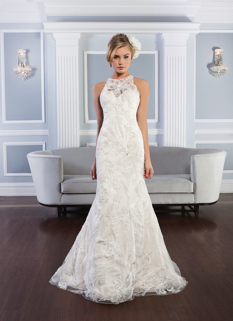 Lillian West 6329 - The Blushing Bride boutique in Frisco, Texas