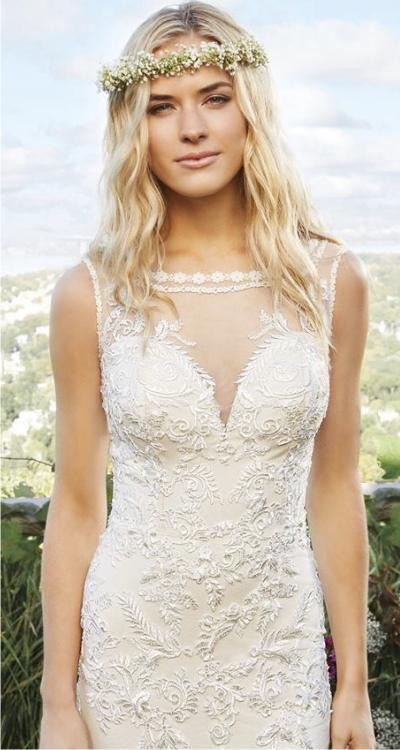 Lillian West 6421 - The Blushing Bride boutique in Frisco, Texas