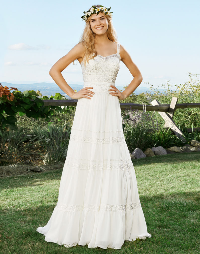 Lillian West 6431 - The Blushing Bride boutique in Frisco, Texas