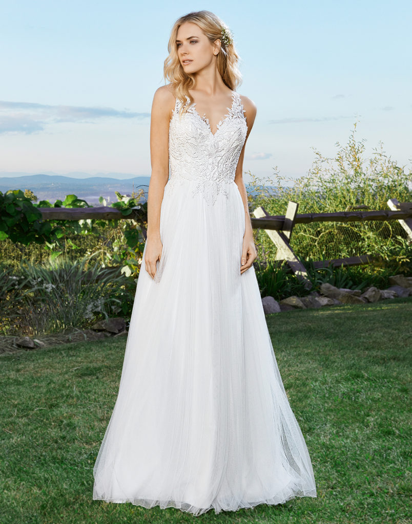 Lillian West 6433 - The Blushing Bride boutique in Frisco, Texas