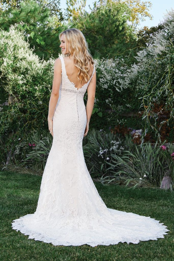 Lillian West 6438 - The Blushing Bride boutique in Frisco, Texas