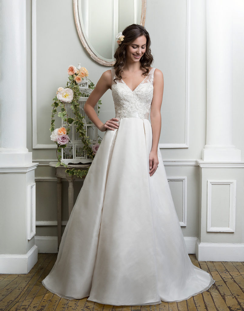 Lillian West LW 6372- The Blushing Bride boutique in Frisco, Texas