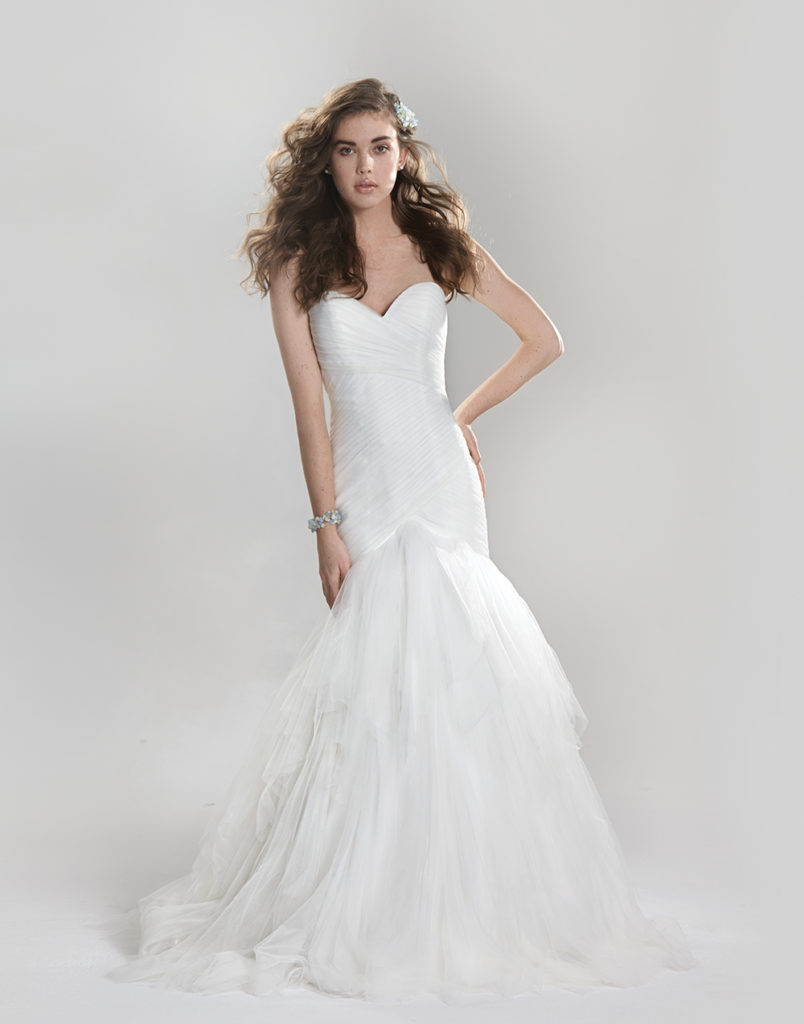 Lillian West LW 6405 - The Blushing Bride boutique in Frisco, Texas