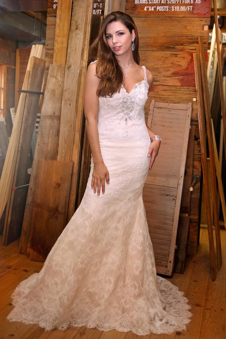 Marisa D69 - Off the Rack Bridal The Blushing Bride boutique in Frisco, Texas