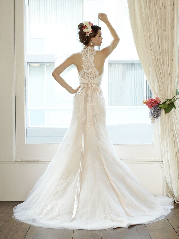 Moonlight H1227 - The Blushing Bride boutique in Frisco, Texas Off the Rack Bridal