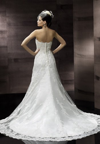 Moonlight J6299 - Off the Rack Bridal - The Blushing Bride boutique in Frisco, Texas