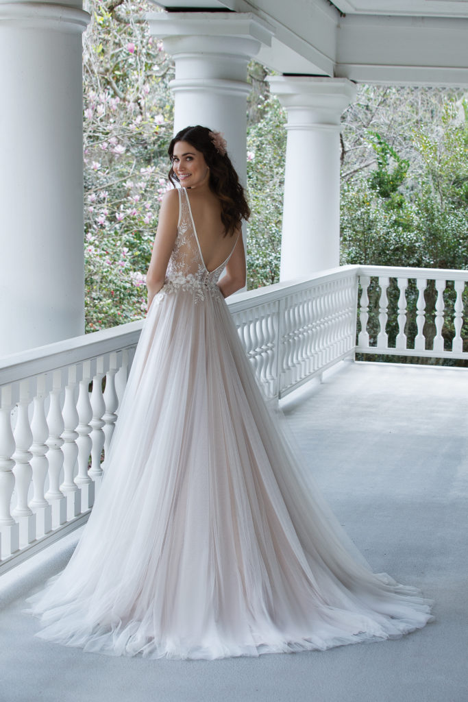 Sincerity JA 3945 - The Blushing Bride boutique in Frisco, Texas