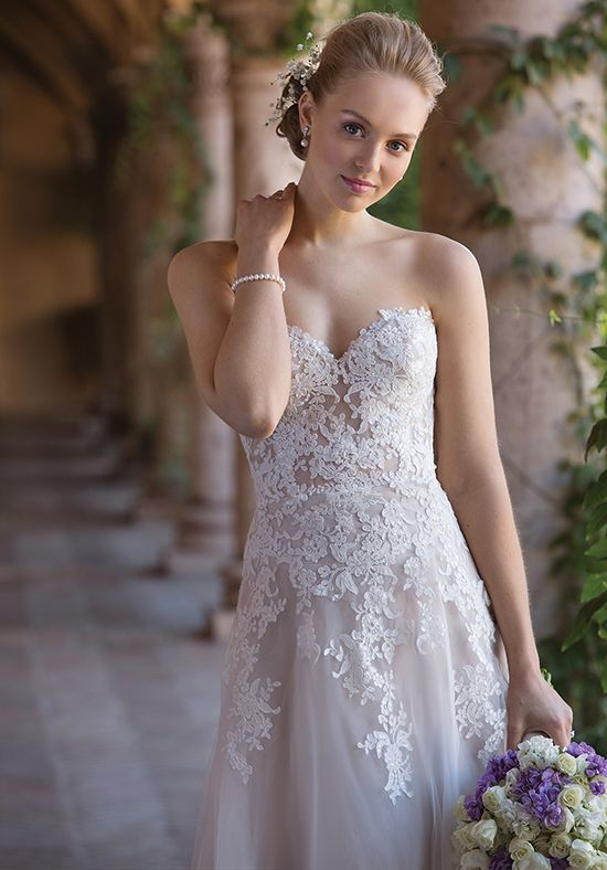 Sincerity Bridal 4026 - The Blushing Bride boutique in Frisco, Texas