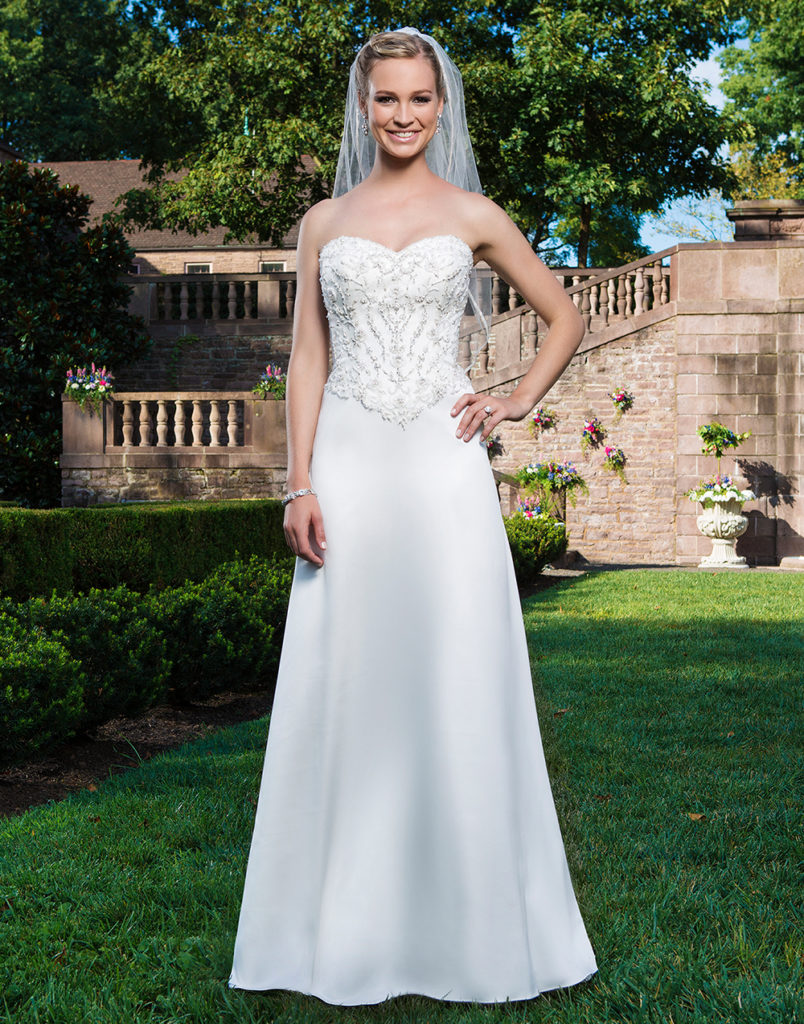 Sincerity Bridal JA 3856 - The Blushing Bride boutique in Frisco, Texas
