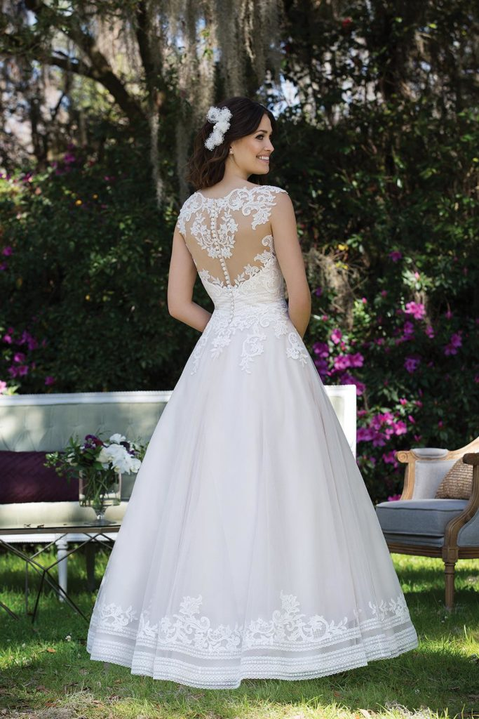 Sincerity JA 3935 - The Blushing Bride boutique in Frisco, Texas