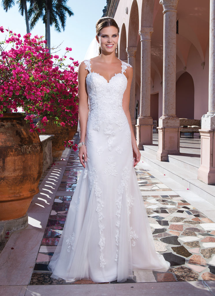 Justin Alexander Sweetheart 6061 Off the Rack/Clearance Bridal - The Blushing Bride boutique in Frisco, Texas