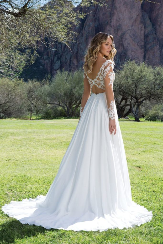 Sweetheart Gown 1130 - The Blushing Bride boutique in Frisco, Texas