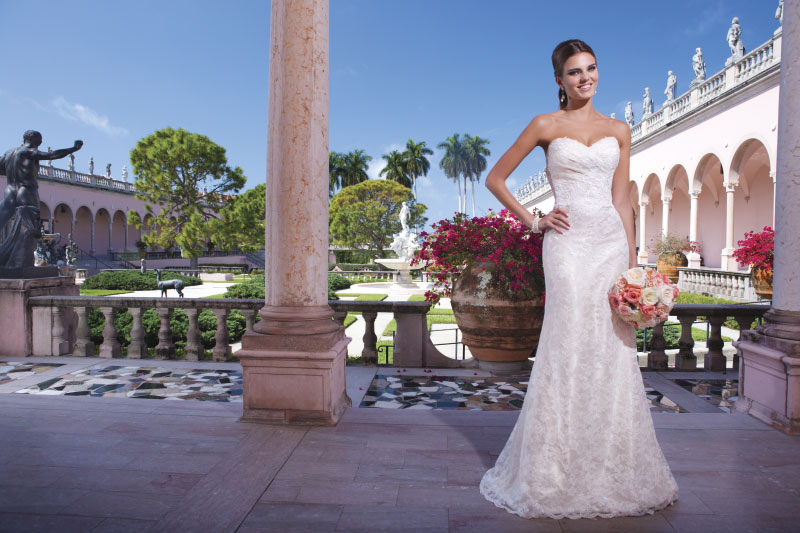 Sweetheart by Justin Alexander 6050 - The Blushing Bride boutique in Frisco, Texas